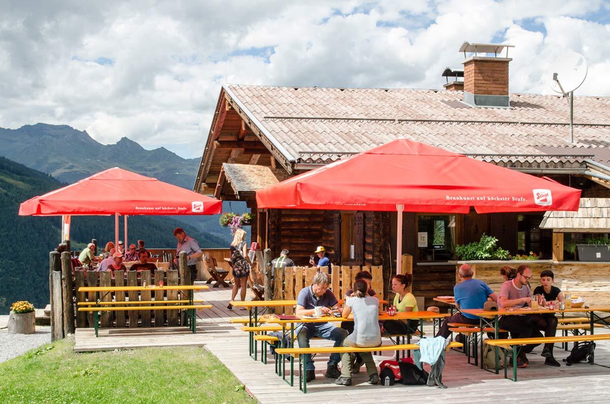 Ausflugsziel Bad Gastein