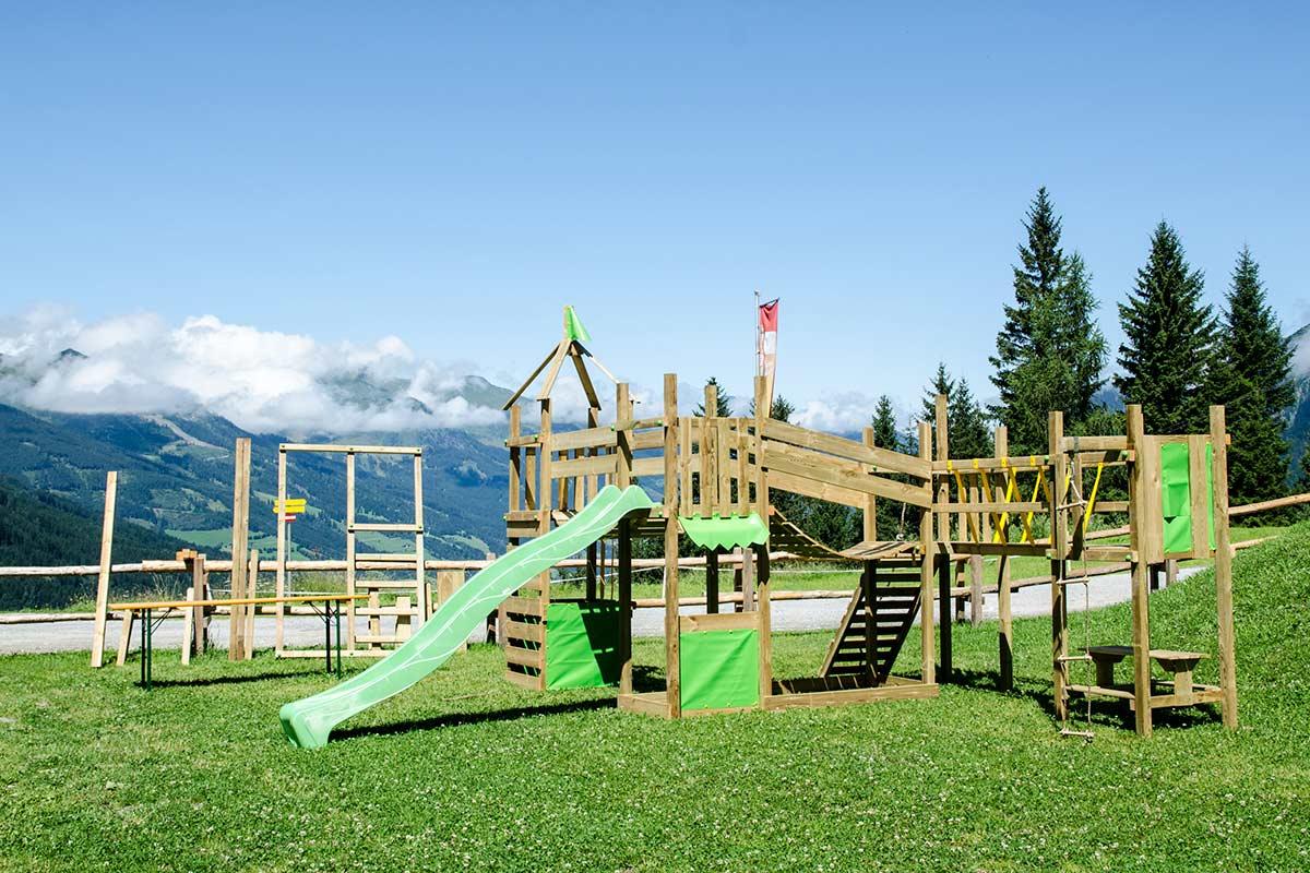 Kinderspielplatz am Graukogel