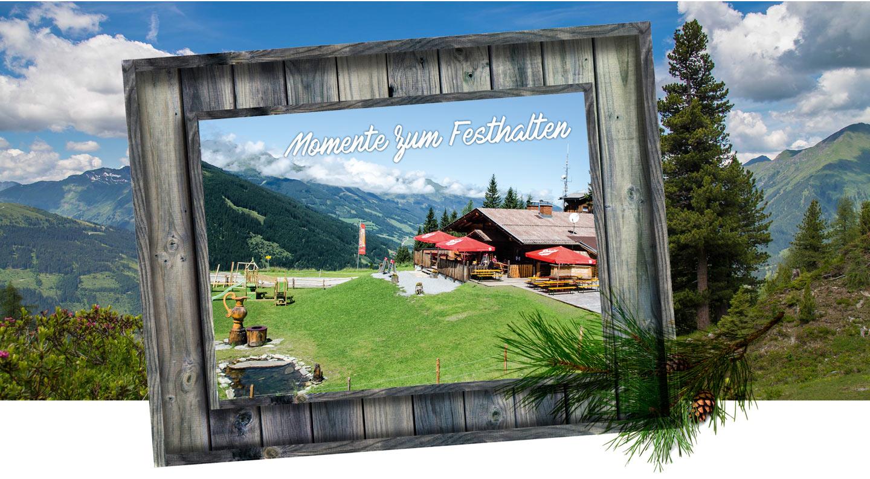 Graukogelalm Bad Gastein