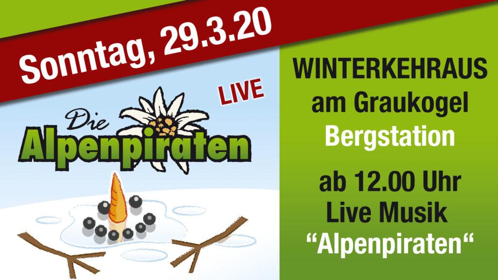 Winterkehraus am Graukogel