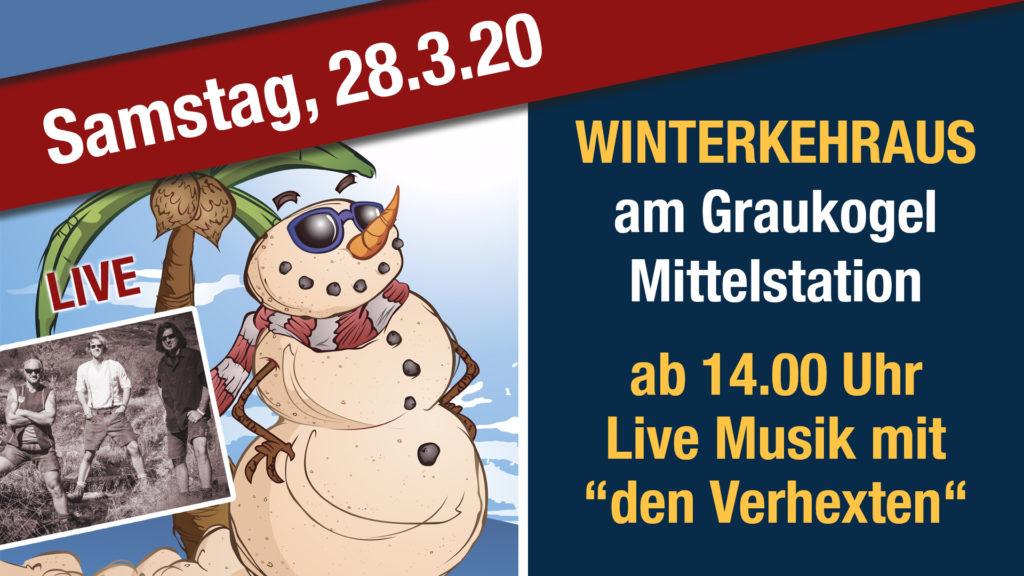 Winterkehraus Graukogel Mittelstation